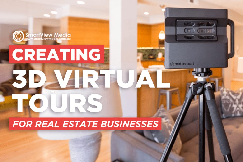 SmartView Media - Creating 3D Virtual Tours for Real Estate Businesses