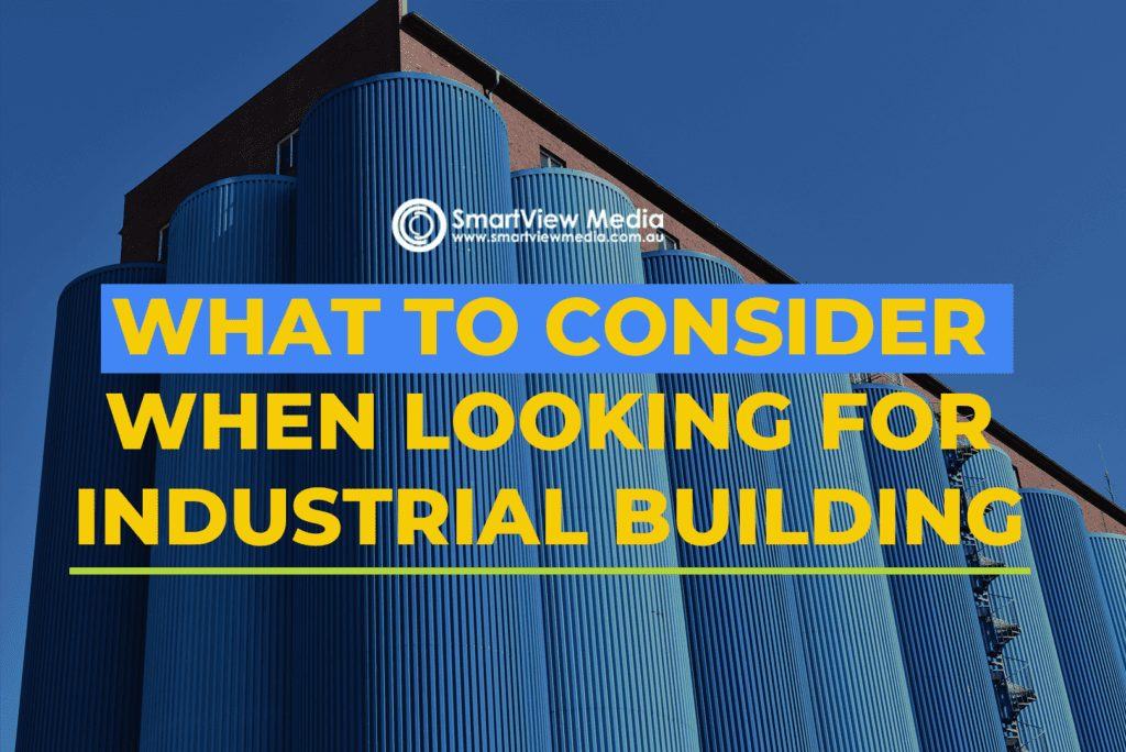 What To Consider When Looking For Industrial Building
